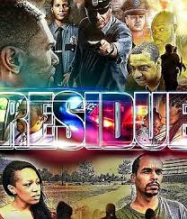 Residue Title Cover