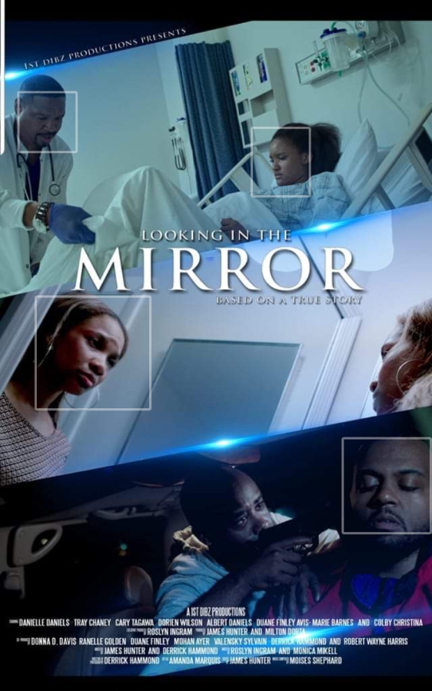looking in the mirror movie poster